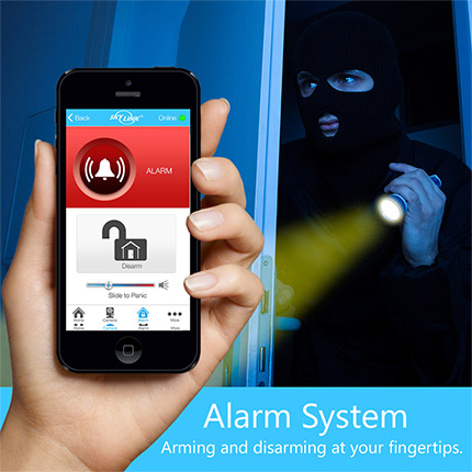 Skylinknet Home Automation And Security Overview Best