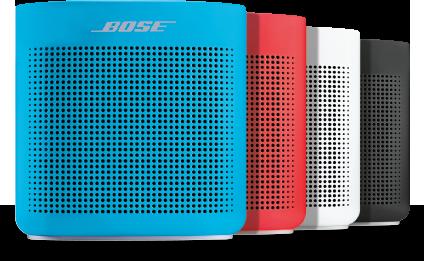 bose soundlink color instructions