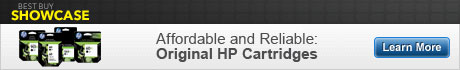 Affordable and Reliable: Original HP Cartridges