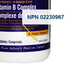 Canada S Natural Health Product Guide