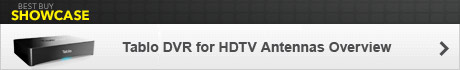 Tablo DVR for HDTV Antennas Overview