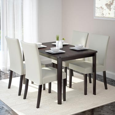 guide d achat d une table de cuisine ou de salle manger best buy canada. Black Bedroom Furniture Sets. Home Design Ideas