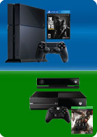 PS4 and Xbox One giveaway