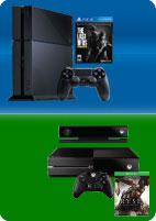 CADEAU DE PS4 ET DE XBOX ONE