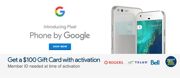Shop pixel by Google