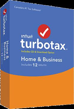 Turbo Tax Home & Business
